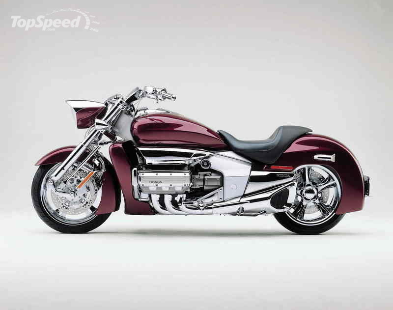Honda Valkyrie 2004 Picture Design
